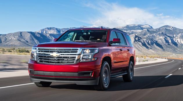 2018 Chevrolet Tahoe Custom Edition