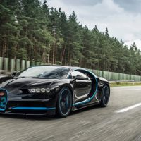 Watch The Bugatti Chiron Accelerate From 0-249-0 MPH In Just 42 Seconds