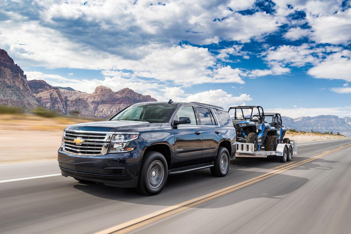 Chevrolet Tahoe Custom Edition