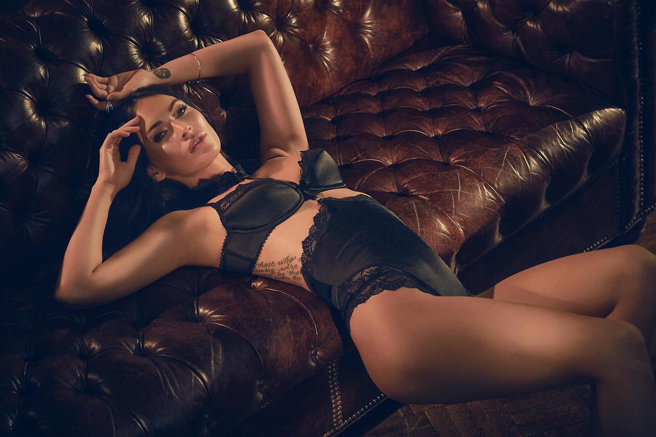 Frederick's of Hollywood - Megan Fox