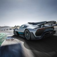 The $2.7 Million Mercedes-AMG Project ONE Hypercar Debuts In Frankfurt