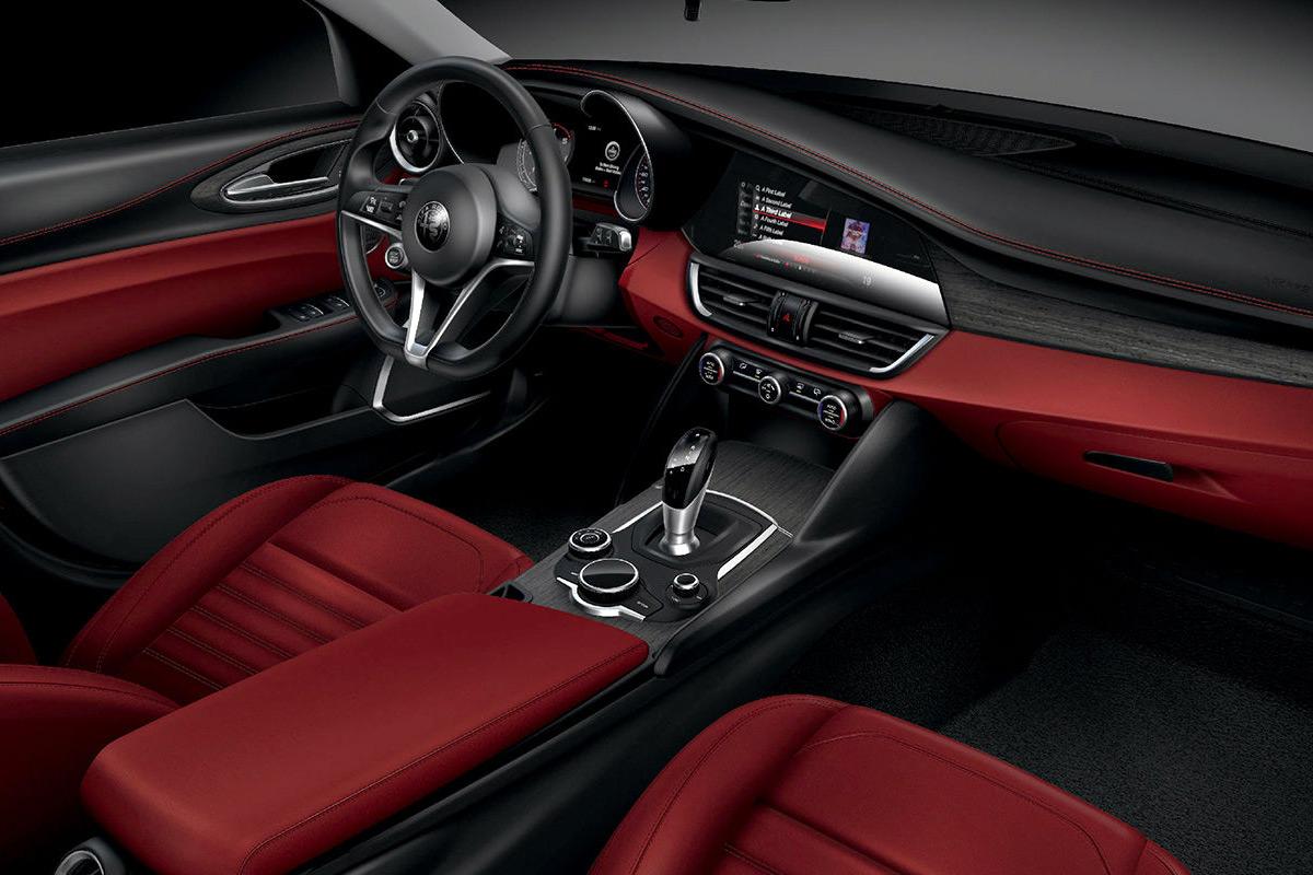 Review 2017 Alfa Romeo Giulia 2 0t