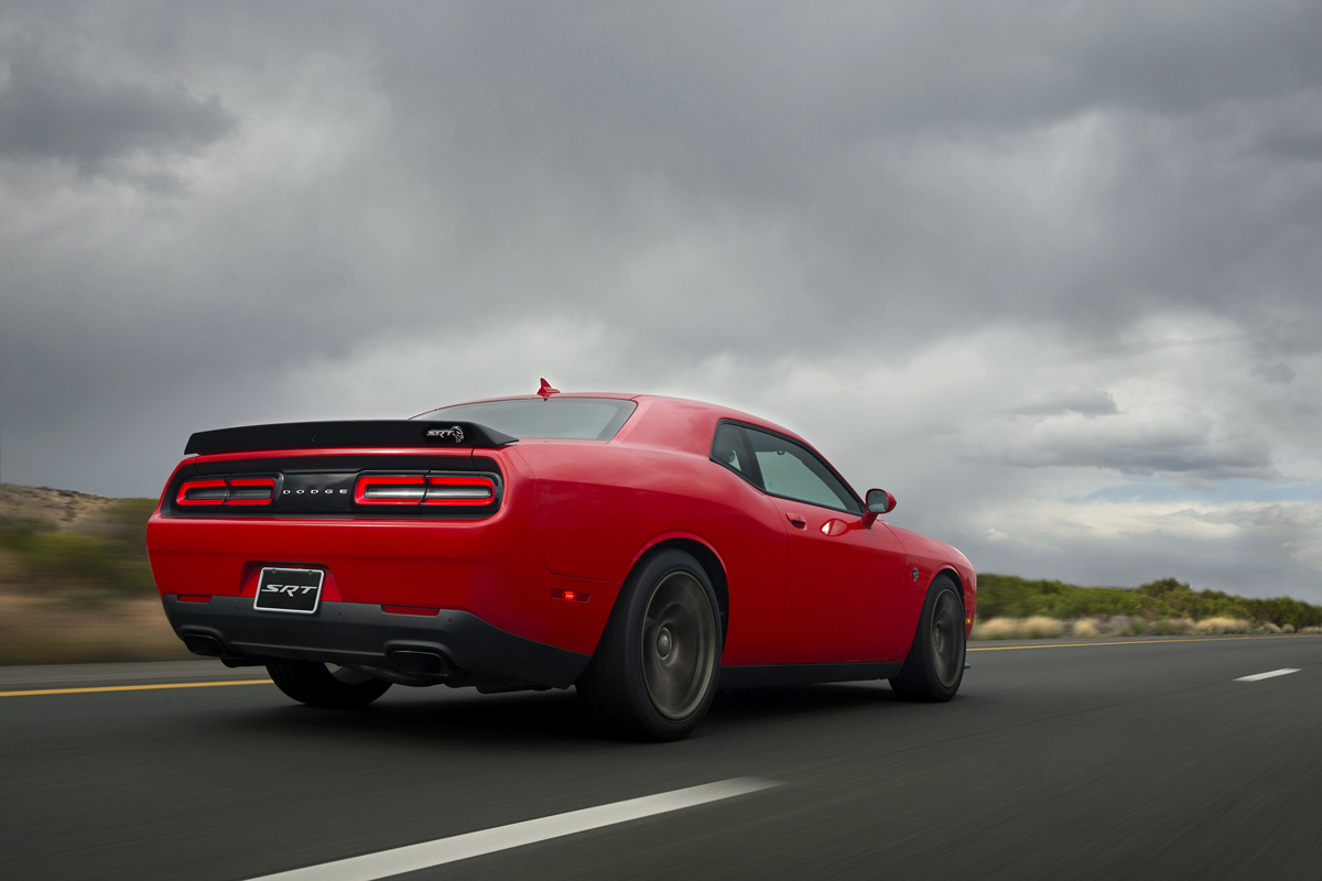 Review 2017 Dodge Challenger Srt Hellcat