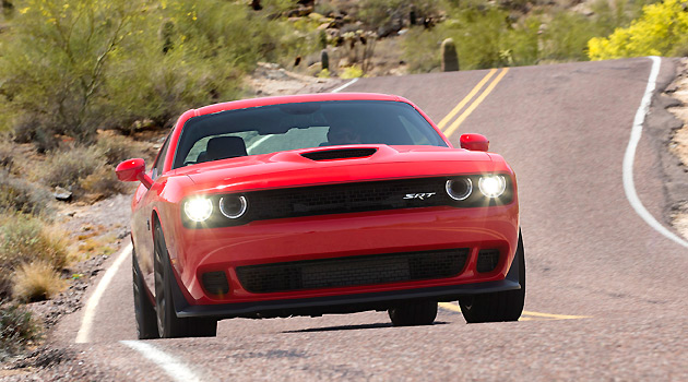 Review: 2017 Dodge Challenger SRT Hellcat