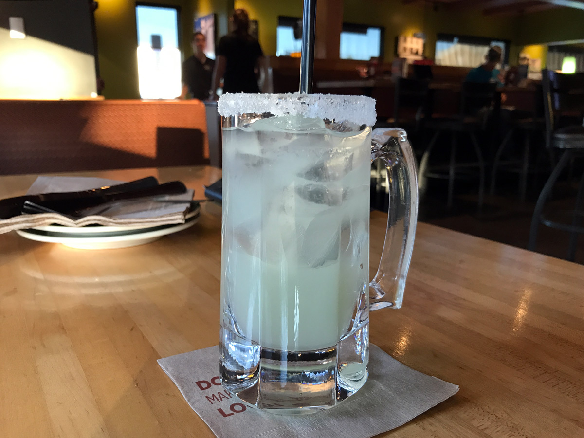 Applebee's Dollarita October Special