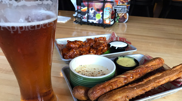 Applebee's Happy Hour