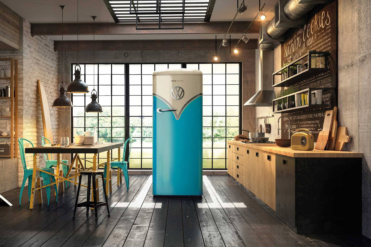 Gorenje Retro Special Edition Fridge