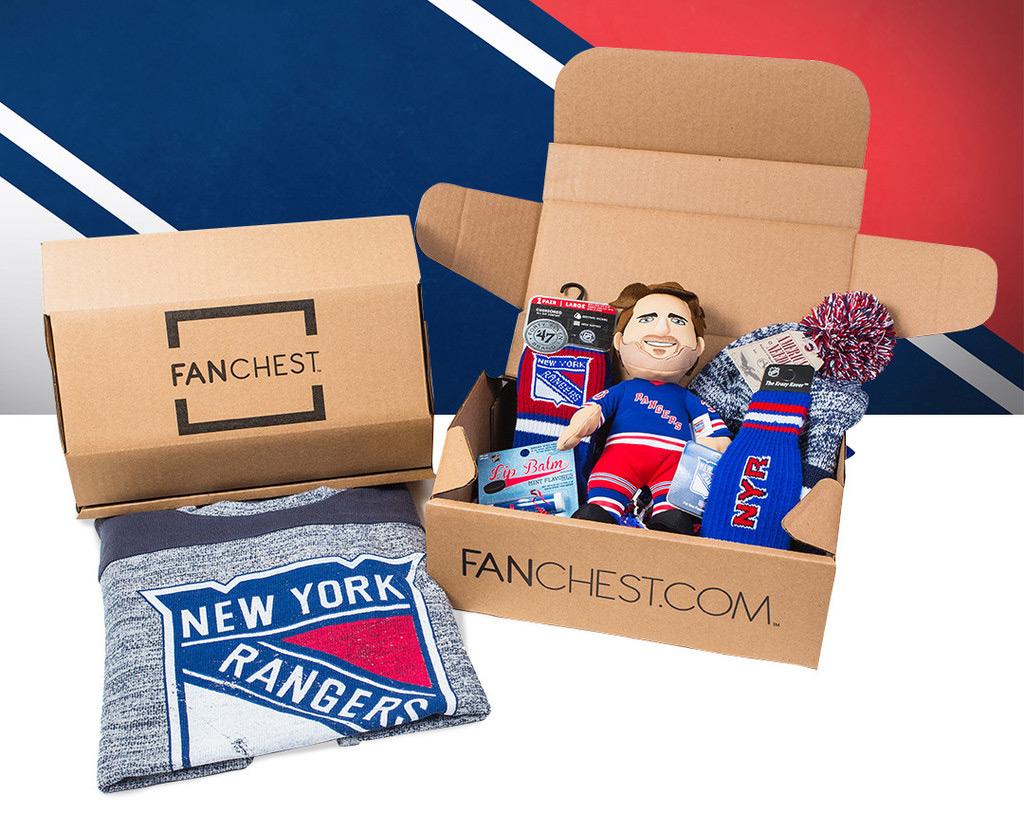 New York Rangers FANCHEST