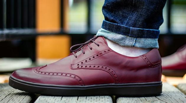 NobleSole Dress Shoe Sneakers