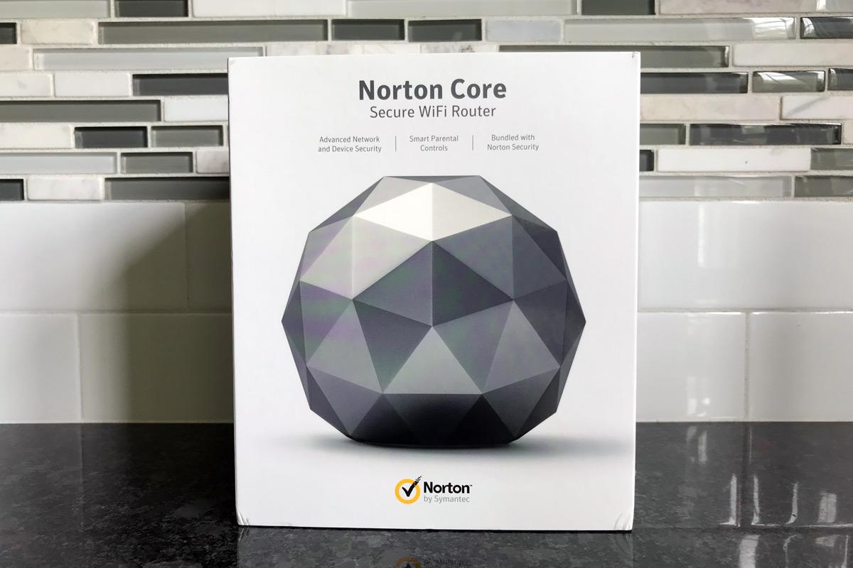 Norton Core Secure Wi-Fi Router
