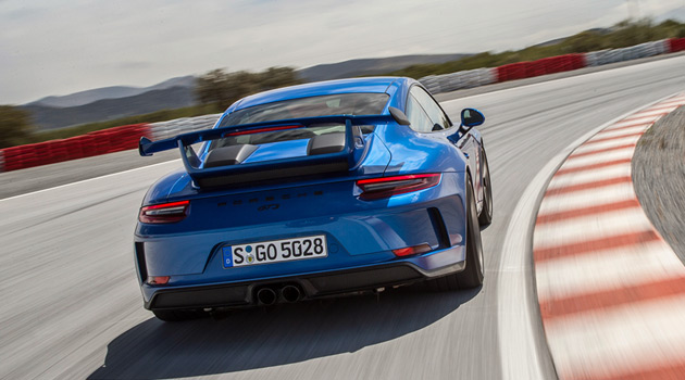 Porsche's New Car Subscription Service Is Like Netflix For Speed Junkies
