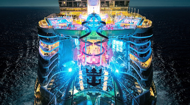 Royal Caribbean's Symphony of the Seas Is The World's Largest Cruise Ship!
