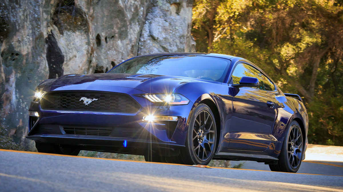 First Drive: 2018 Ford Mustang GT