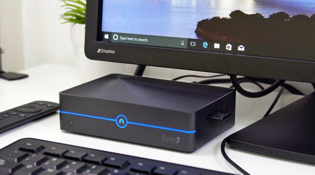 The Azulle Byte3 Mini PC Proves That Good Things Come In Small Packages