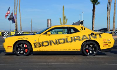 Bondurant Racing School with Shell