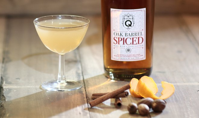 Don Q Spiced Daiquiri recipe