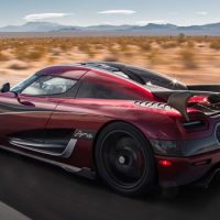 The Koenigsegg Agera RS Just Set A Top Speed Record Of 277.9 MPH