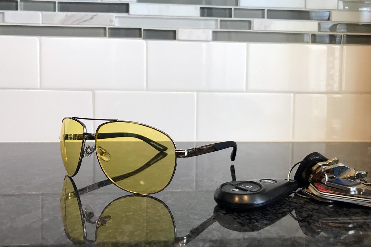 Night Drivers Glasses