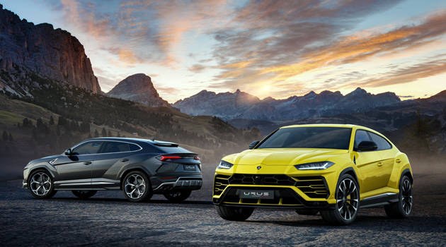 Lamborghini's New Urus 'Super SUV' Packs 650 HP, Does 0-60 In 3.6 Seconds