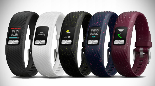 Garmin Vivofit 4 Fitness Band Has Always-On Color Display, 1+ Year Battery Life