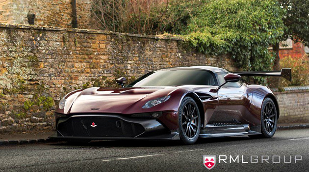 Feast Your Eyes On The First-Ever Street Legal Aston Martin Vulcan!