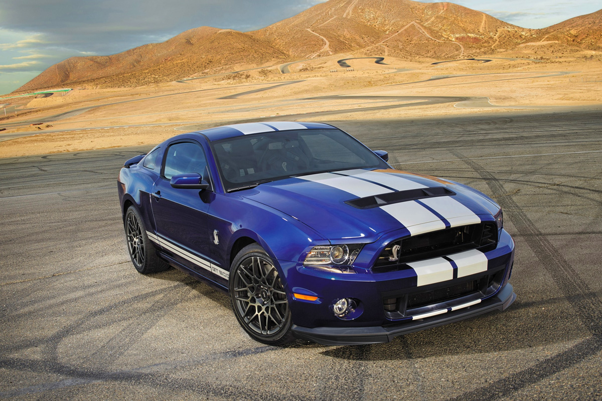The 2019 Ford Mustang Shelby Gt500 May Have A Top Speed Of 200 Mph