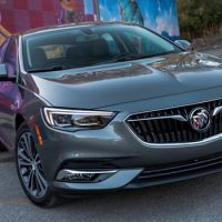 First Drive: 2018 Buick Regal Sportback