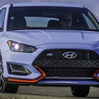 Hyundai Brings The Heat With Their 275HP Veloster N Model