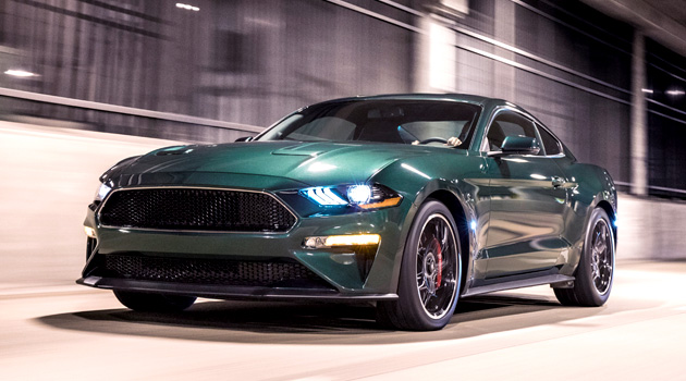 2019 Mustang Bullitt – A Fitting Tribute To The King Of Cool