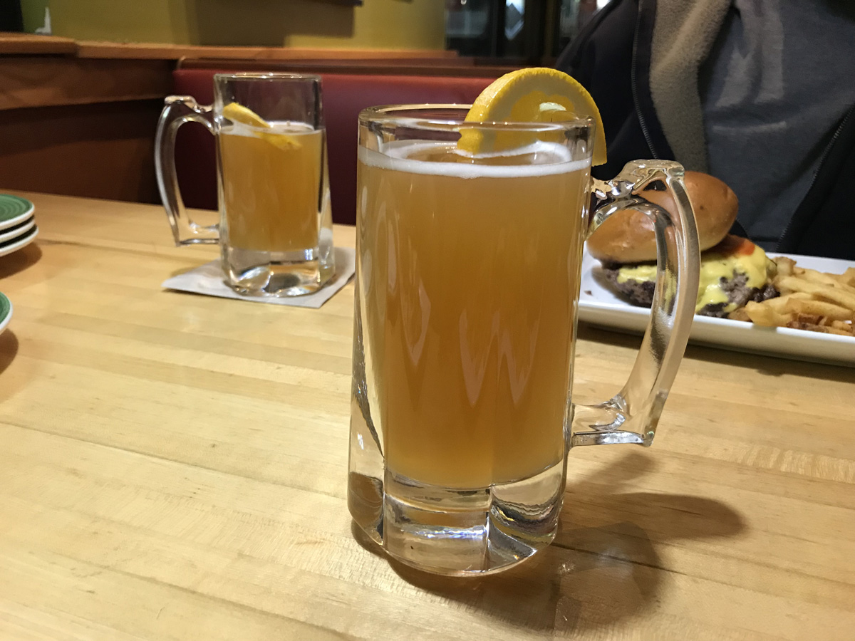 Applebee's - $2 Blue Moon