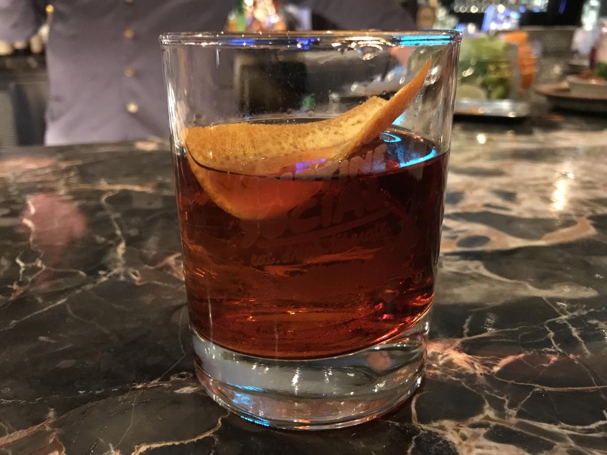 Cocktail Class at Libertine Social