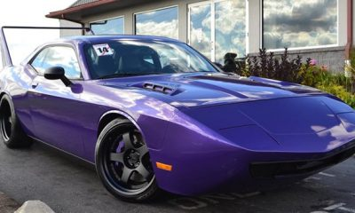 Dodge Challenger Superbird