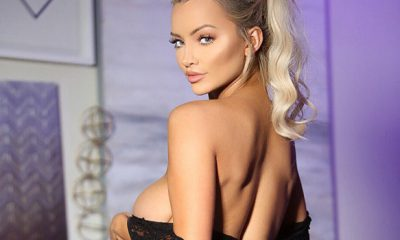 Lindsey Pelas - Sexy Lingerie Shoot