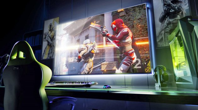 NVIDIA Unveils 65-Inch 4K HDR 'Big Format Gaming Displays' With G-SYNC