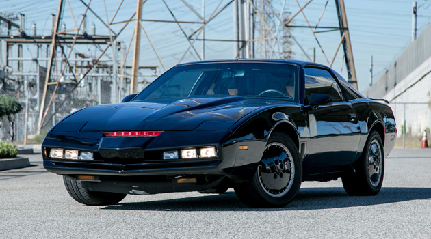 Get Ready To Live Out Your 'Knight Rider' Fantasies With This KITT Car Rental