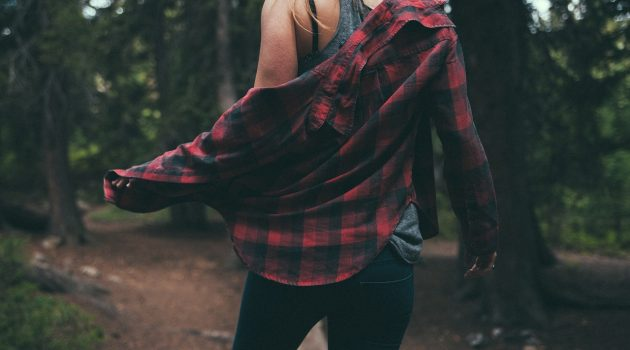 Four Ways To Rock The Grunge Look