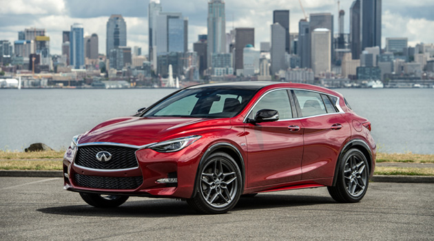 Review: 2018 Infiniti QX30