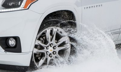 Chevy Winter Driving Experience