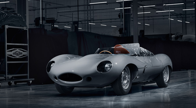 Jaguar Classic Is Restarting Production Of Their Jaguar D-Type Race Cars