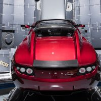 Elon Musk's Tesla Roadster Is Heading Toward Mars
