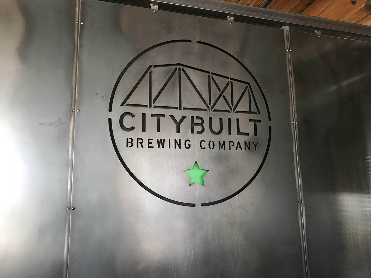 City Built Brewing Company