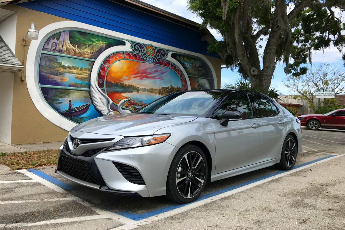 Toyota Spring Training Road Trip - Toyota Camry