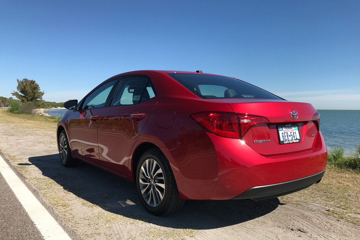 Toyota Spring Training Road Trip - Toyota Corolla