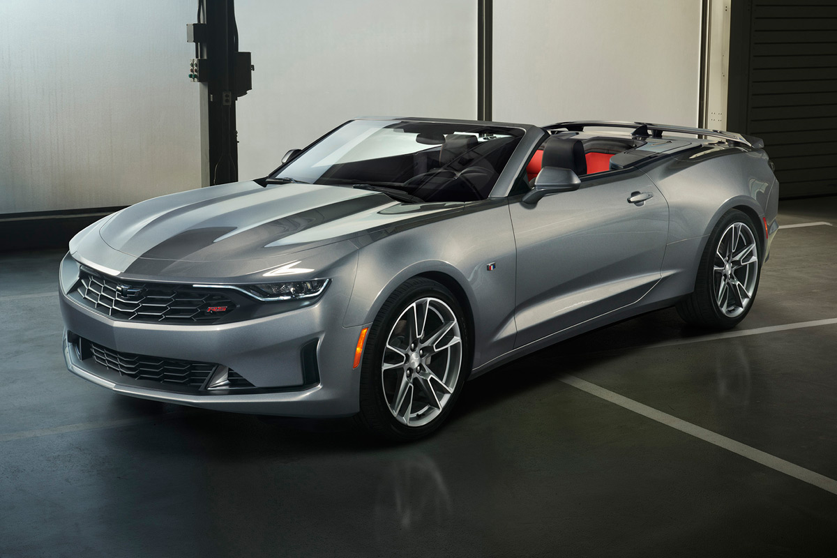 2019 Chevrolet Camaro RS Convertible
