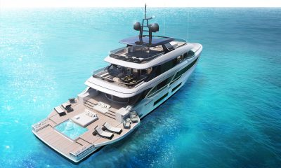 Benetti Oasis 135' Yacht Concept