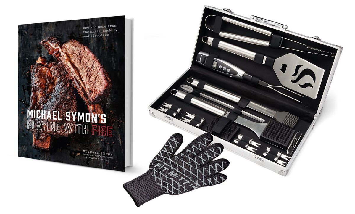 Michael Symon's BBQ Toolset Prize Pack