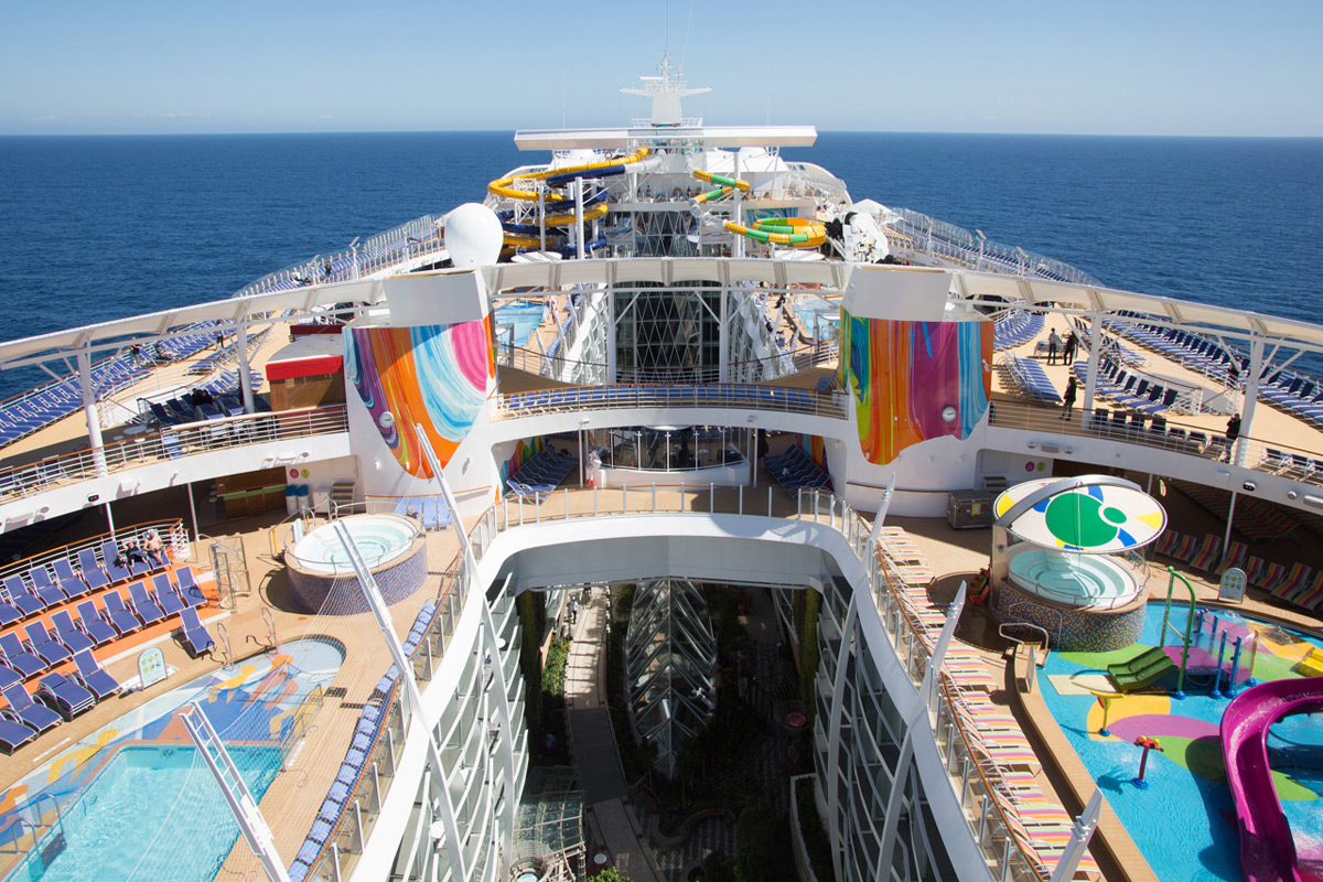 Royal Caribbean - Symphony of the Seas