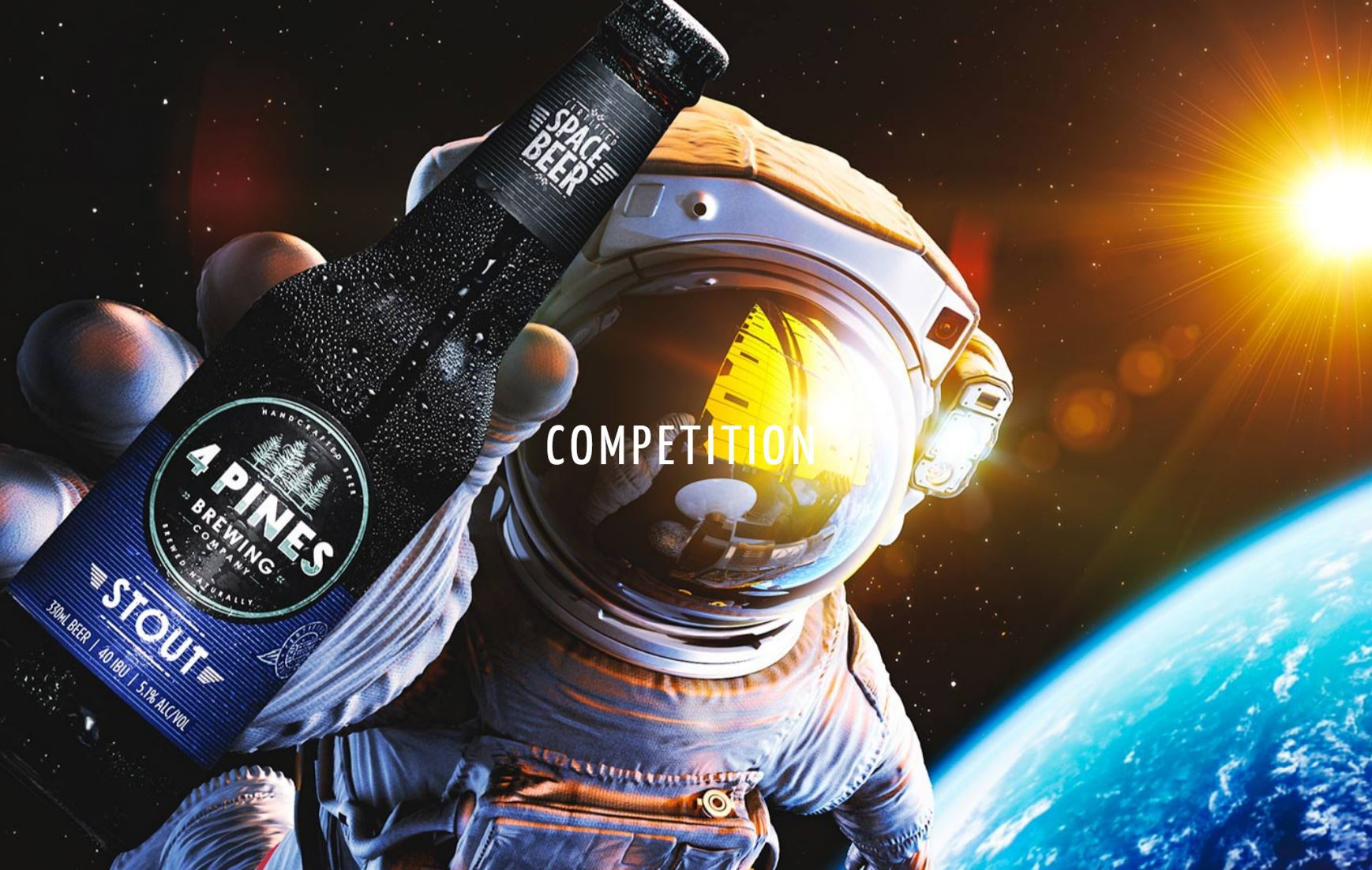 Vostok Space Beer