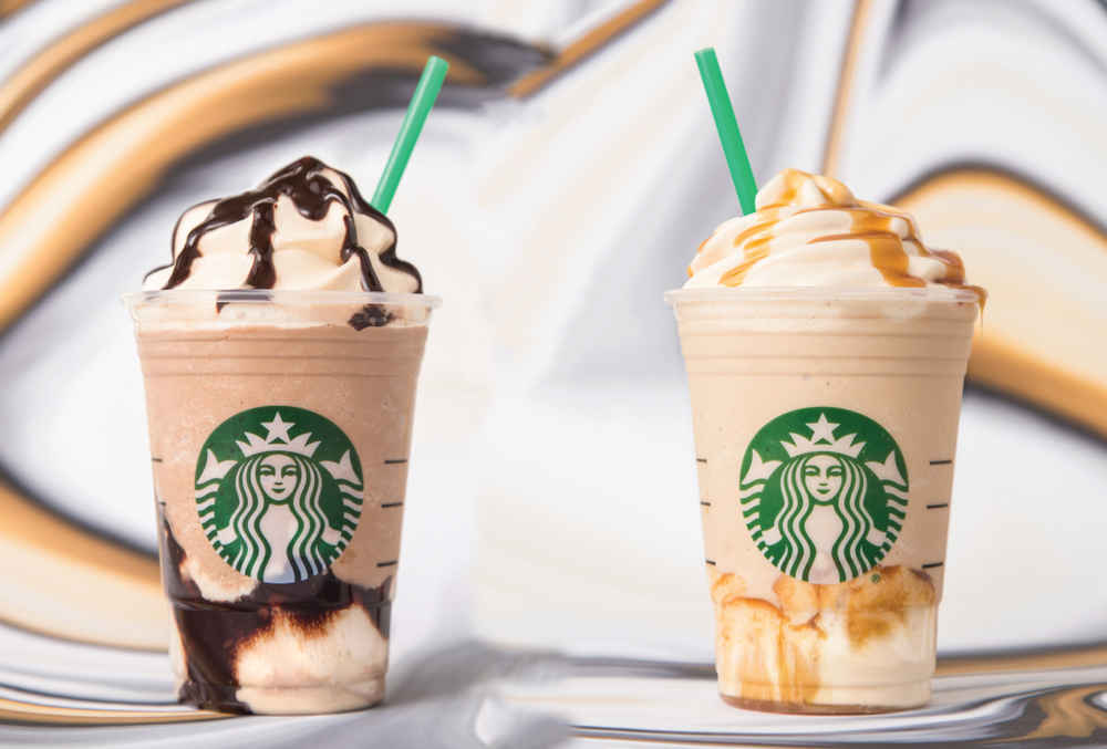 Starbucks Introduces Two New Frappuccinos