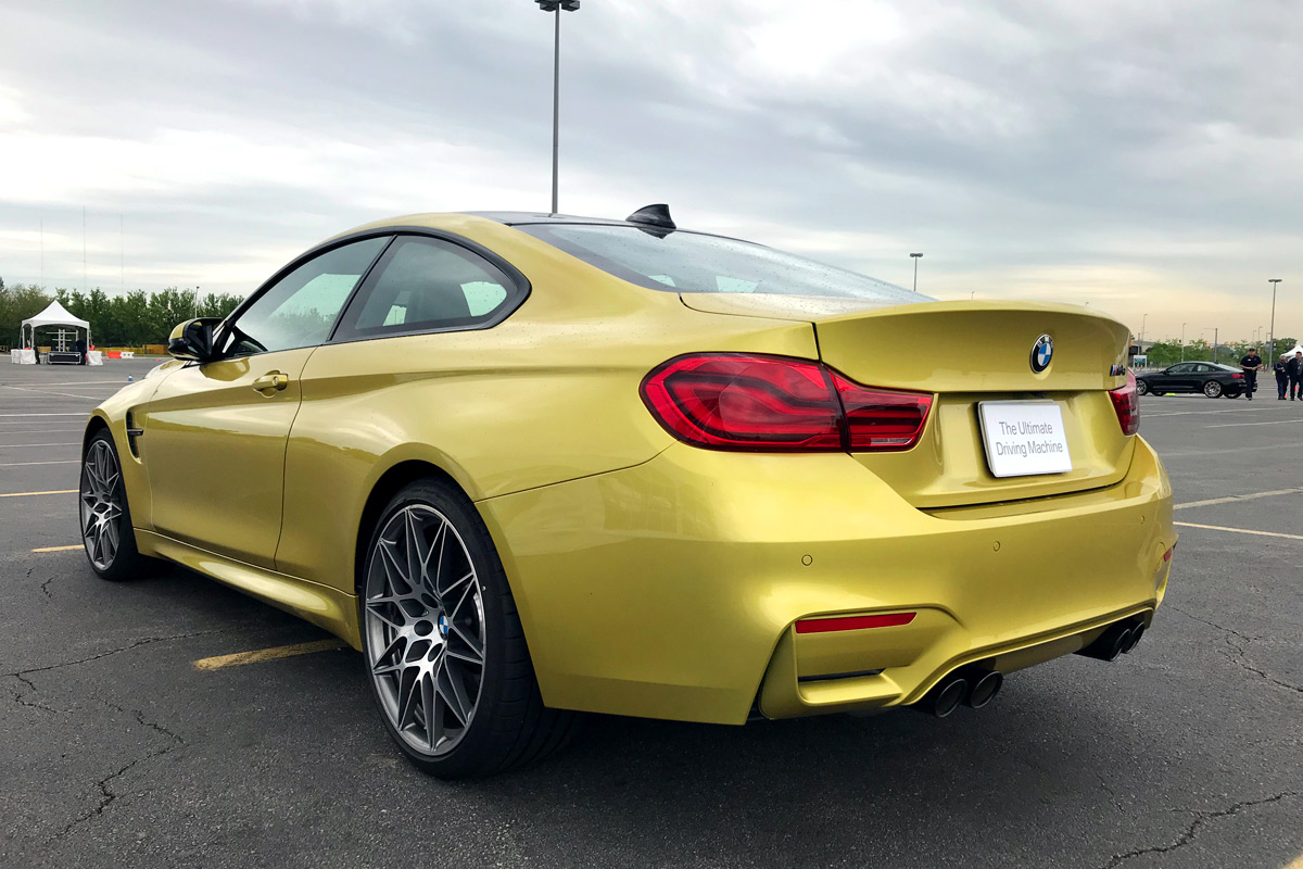 2018 BMW Ultimate Driving Experience - East Rutherford, NJ